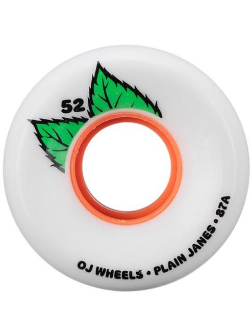 OJ 52MM Plain Jane Keyframe 87a Wheels (Set)