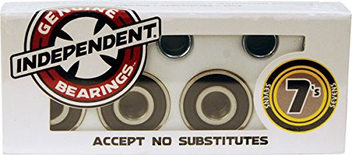 INDEPENDENT ABEC-7 SINGLE BEARINGS SET