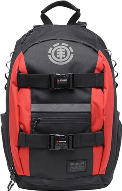 ELEMENT MOHAVE GRADE BACKPACK FIRE RED