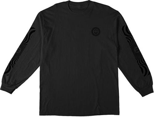 SPITFIRE CLASSIC SWIRL SLEEVE BLACK/BLACK LS