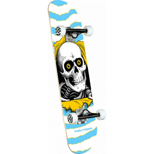 POWELL RIPPER ONE OFF LIGHT BLUE COMPLETE 7.50 X 30.70