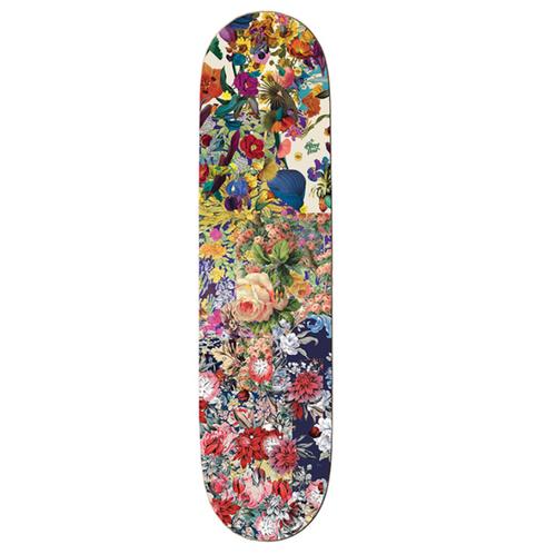 "The Killing Floor 8.50""  Wildflowers 6 Skateboard Deck"