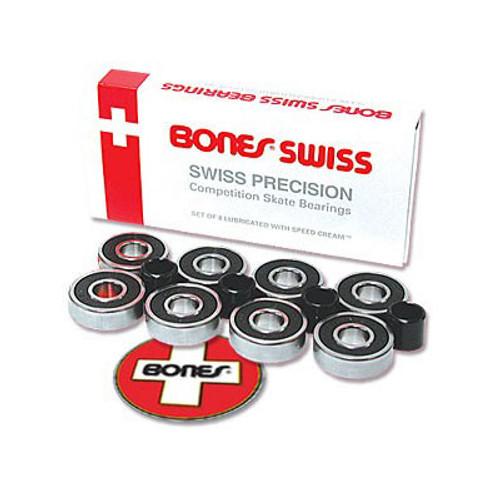 BONES SWISS BEARINGS SINGLE SET