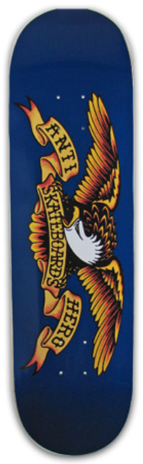 "ANTI-HERO 8.50"" TEAM CLASSIC EAGLE DECK"