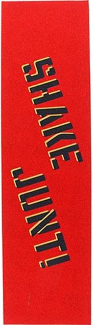 SHAKE JUNT RED/BLACK GRIP SHEET