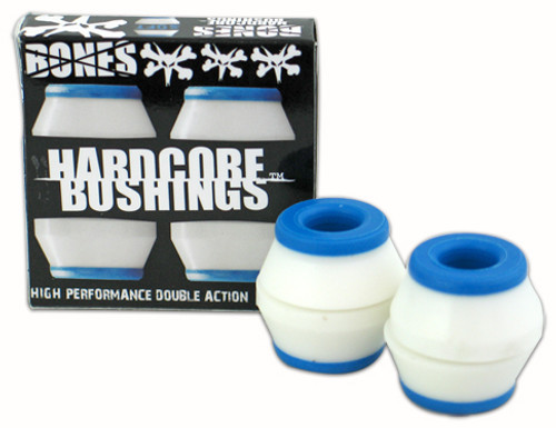 BONES BUSHINGS HARDCORE WHITE SOFT