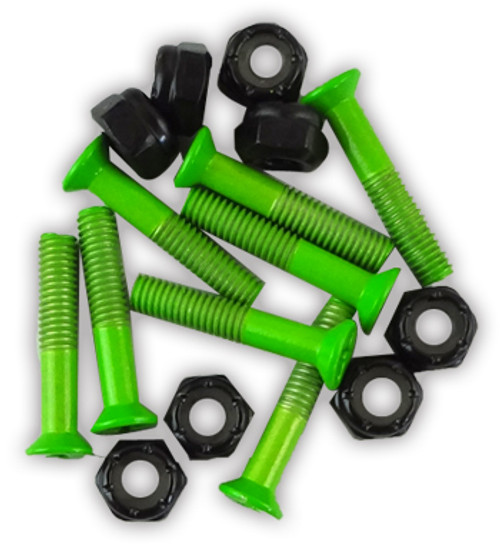 "BULK 1"" HARDWARE 8-PACK LIGHT GREEN"