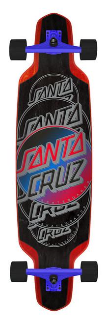Santa Cruz Contra Eclipse 9.50in x 37.52in Cruzer Drop Down