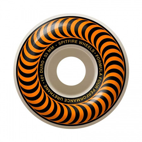 SPITFIRE 53MM FORMULA FOUR CLASSIC   101D (Set Of 4)