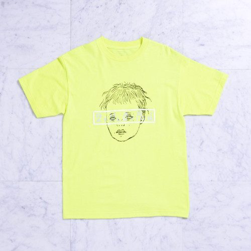 Quasi Melvin [Safety Green] T-shirt Size Small