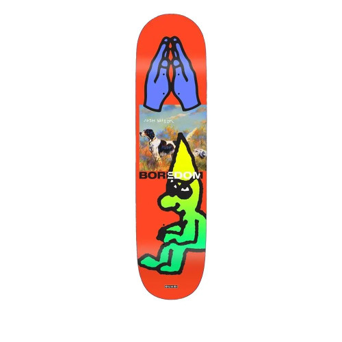 "Quasi 8.25"" Wilson Bored Skateboard Deck"