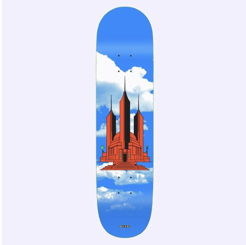 "Quasi 8.5"" Jake Johnson ""Time Chamber"" Deck"
