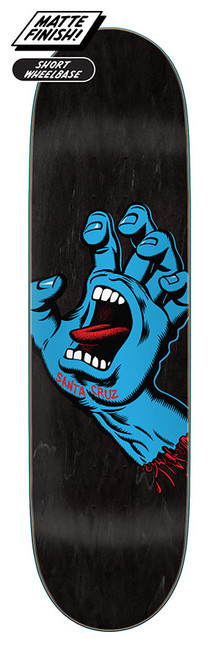 "SANTA CRUZ 8.60"" Screaming Hand 8.60in x 31.95in"