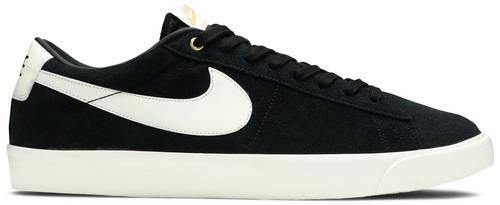 Nike SB Blazer Low GT (Black/White)