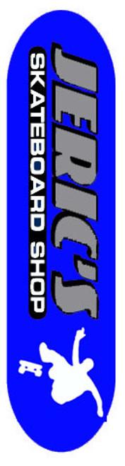 """Jeric's OG Logo Blue 8.25"""""""