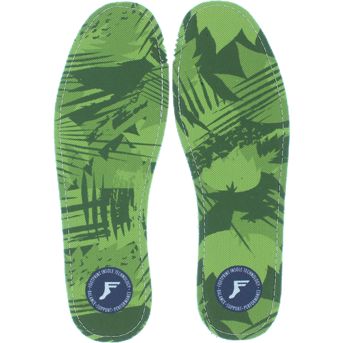 FOOTPRINT 12-12.5 ULTRA LOW PROFILE KF GREEN CAMO 3MM