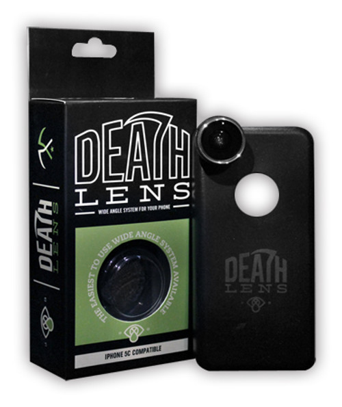 DEATH LENS IPHONE 5C WIDE ANGLE LENS