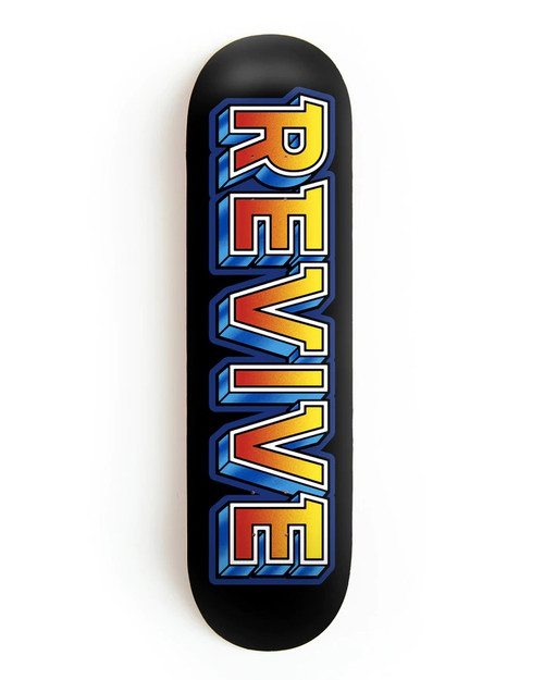 "REVIVE 8.0"" Old School Deck"