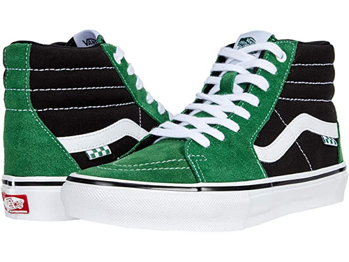 Vans Sk8-Hi Pro Juniper Green/Black