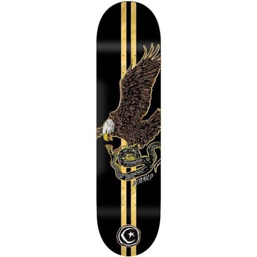 Foundation 8.25 Servold French Eagle Black Deck