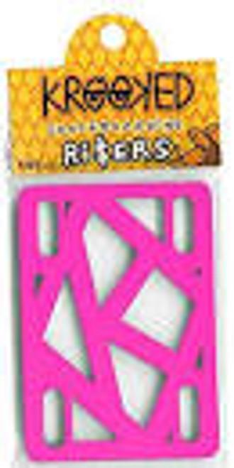KROOKED 1/8 RISER HOT PINK