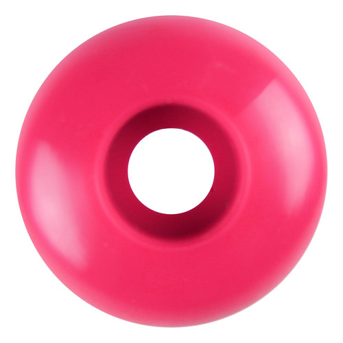 Blank Wheel - 52mm Neon Pink (Set of 4)