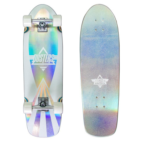 """DUSTERS CAZH COSMIC COMPLETE CRUISER - 29.5"""" HOLOGRAPHIC"""
