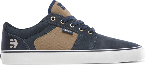 Etnies Barge LS (Navy/Brown/White)