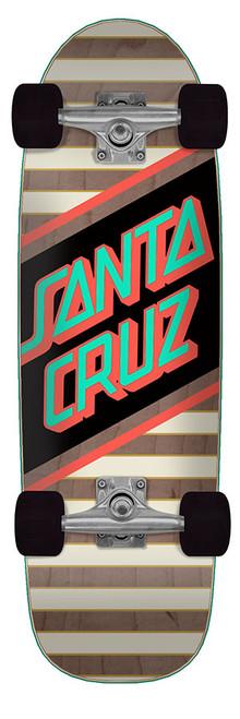 Santa Cruz Street Skate 8.79in x 29.05in Cruzer