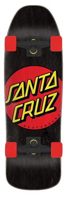 Santa Cruz Classic Dot 9.35in x 31.7in Cruzer 80s Cruzer