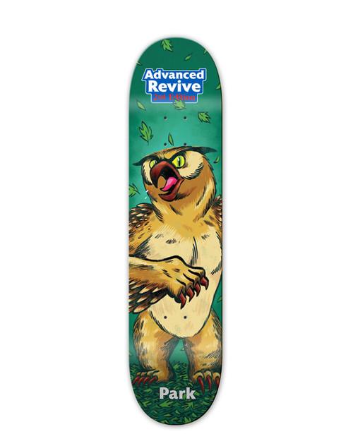 "REVIVE 7.75"" Park Owlbear  Deck"