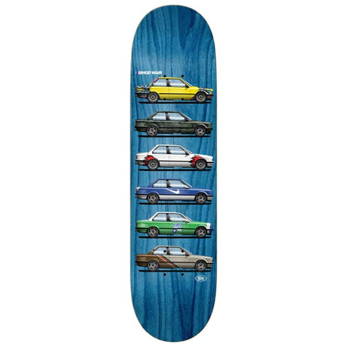 """Real 8.0"""" Ishod Customs Twin Tail Deck"""