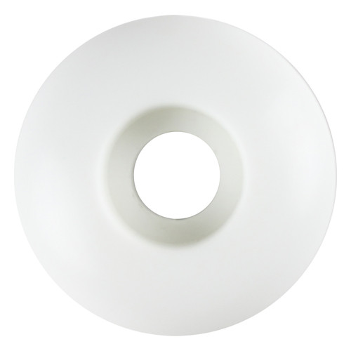 Blank Wheel - 52mm White (Set of 4)
