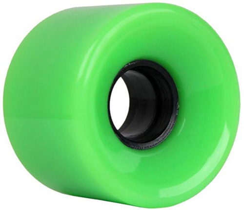 BLANK CRUISER NEON GREEN 60MM 83A (Set of 4)