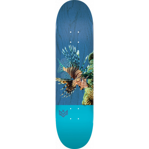 "MINI LOGO 8.0"" LION FISH  DECK"