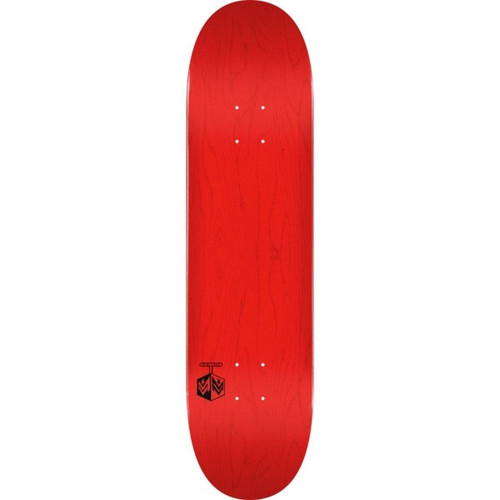 "MINI LOGO 7.75"" DETONATOR DECK 243 K20 RED"