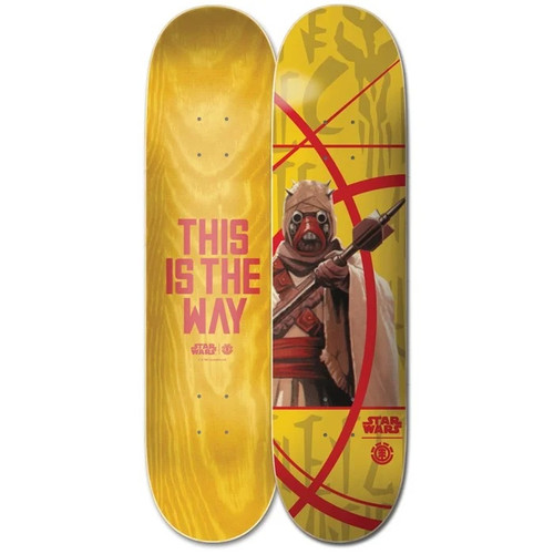 "Element 7.75"" Star Wars Tuskan Raider  Deck"