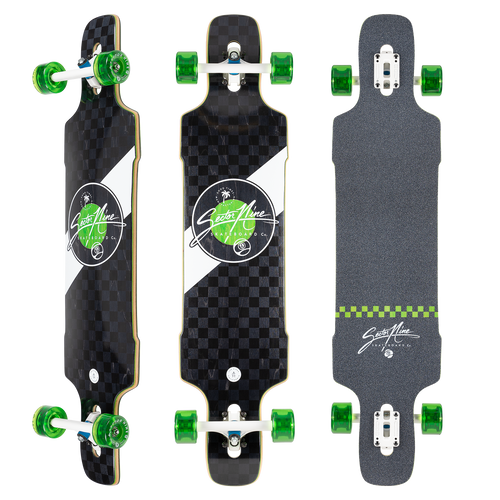 """SECTOR 9 DROPPER MOSAIC 9.625 X 41"""" Complete"""