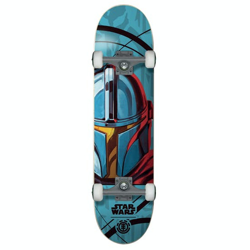 "Element 7.75"" Mando Complete Skateboard"