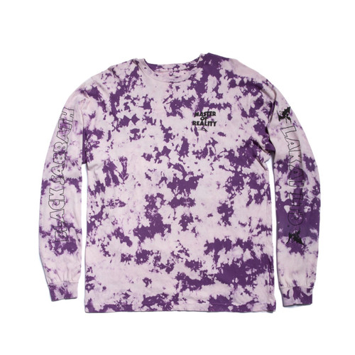 LAKAI MASTER OF REALITY LONG SLEEVE T-SHIRT -Large