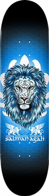 "POWELL 8.0"" SALMAN AGAH LION 3 PP DECK"