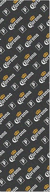 """PRIMITIVE 9"""" CORONA CERVEZA GRIPTAPE SHEET"""