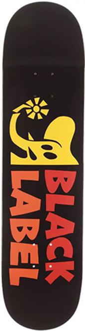 BLACK LABEL TEAM ELEPHANT YELLOW SECTOR DECK 8.00