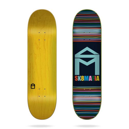 """Sk8 Mafia House Logo Yarn 7.75""""x31.75"""" Deck"""