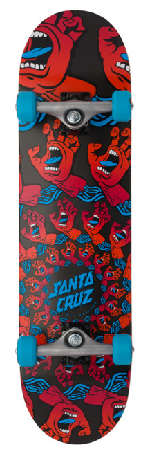 Santa Cruz Mandala Hand Full Sk8 Completes 8.00in x 31.25in