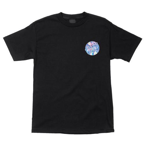 Santa Cruz Iridescent Dot T-shirt Size Medium