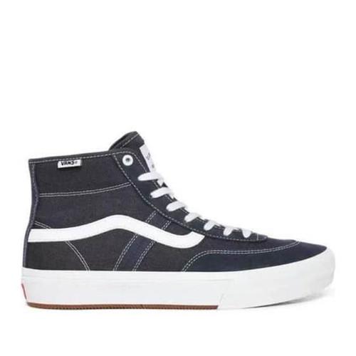 Vans Crockett High (Black/White)