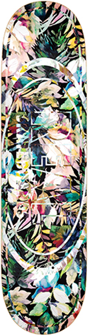 """REAL 8.50"""" TEAM TROPICAL DREAM OVAL DECK"""