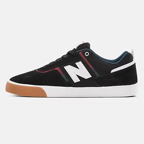 New Balance Numeric 306 Foy (Black/Rust)