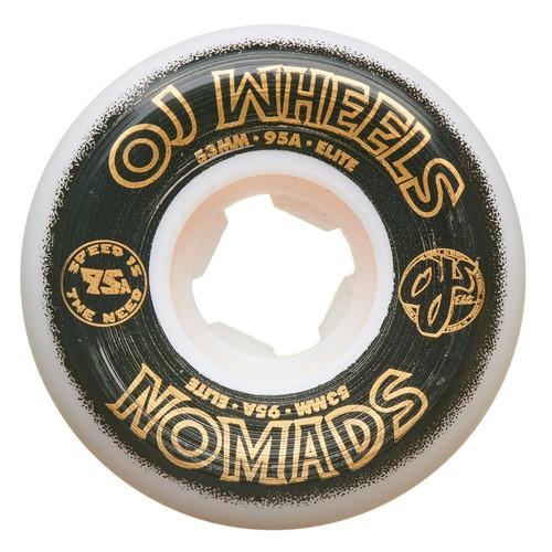 OJ 53mm Elite Nomads 95a (Set of 4)